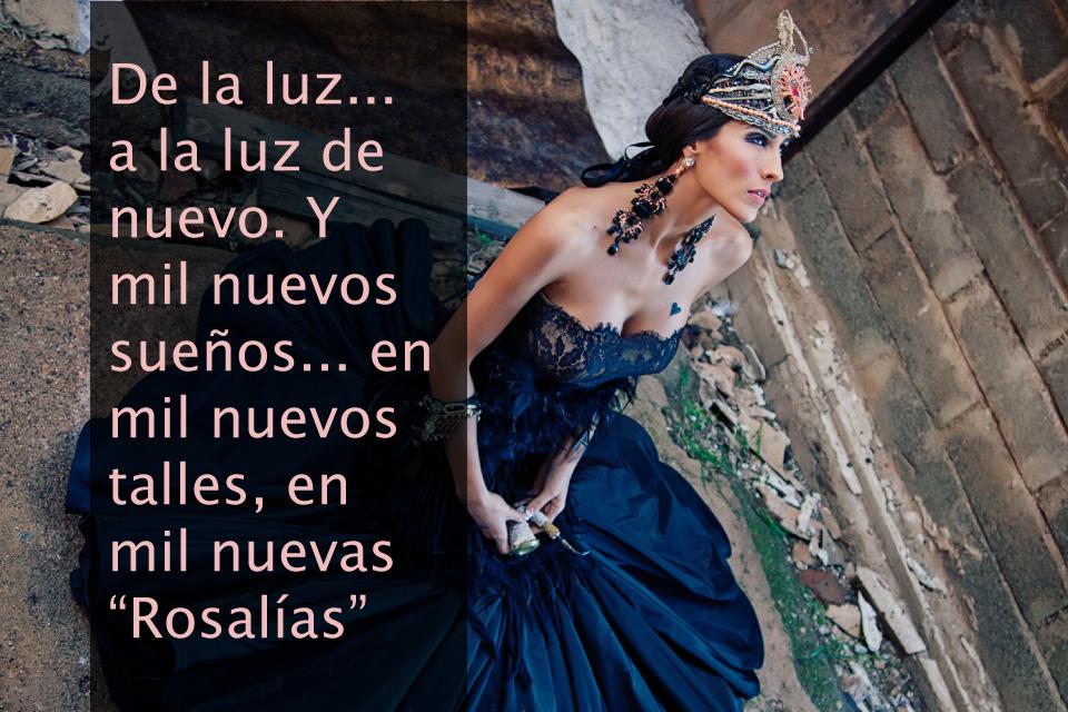 colecciones diseñadora Rosalia zahino